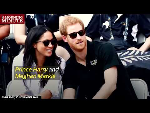 Prince Harry will tie the knot with Meghan Markle next spring
