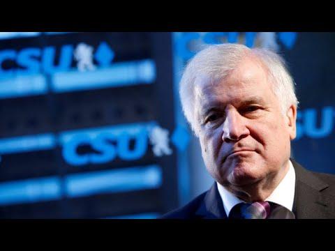 Seehofer will auf Parteitag im Januar CSU-Vorsitz abg ...