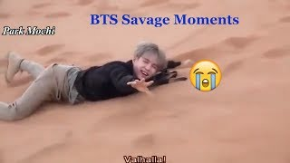 Download Video BTS (방탄소년단) savage moments MP3 3GP MP4