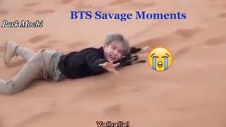 Video BTS (방탄소년단) savage moments MP3, 3GP, MP4, WEBM, AVI, FLV Desember 2018