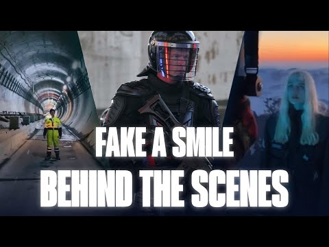 Alan Walker - Fake a Smile Behind the Scenes Compilation