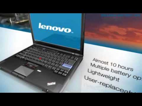 , title : 'Lenovo ThinkPad X301 Video Review'