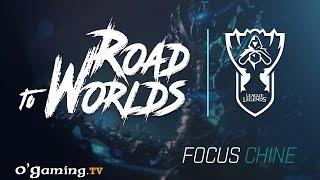 Road to Worlds #1 - Chine