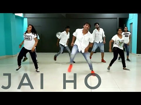 Jai ho best group dance