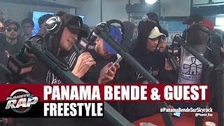 Video Freestyle du Panama Bende & Guest dans Planète Rap MP3, 3GP, MP4, WEBM, AVI, FLV Juni 2017