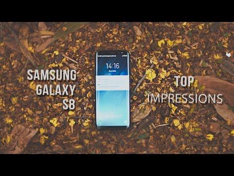 Samsung Galaxy S8 Top Impressions | First Look | স্যামসাং গ্যালাক্সি এস৮
