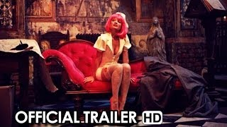 Nonton Zero Theorem Official Trailer (2014) HD Film Subtitle Indonesia Streaming Movie Download