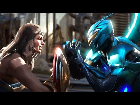 Injustice 2 - Official Wonder Woman And Blue Beetle Trailer