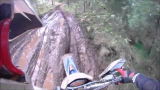 9. Husaberg Hot Laps Test Ride Day - Macarthur MCC (Appin) 13/08/2011 - FE570