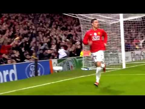 Manchester United Vs Inter Milan 2 0   Champions League 2008 2009   Full Highlights HD