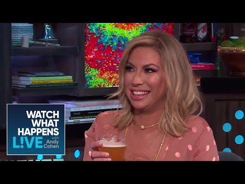Brittany Cartwright And Stassi Schroeder On Jax Taylor As A Boyfriend | Vanderpump Rules | WWHL (видео)