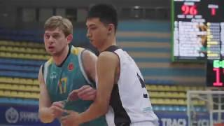Hightlits of the match National league: «Astana» — «Caspiy» (Game 2)