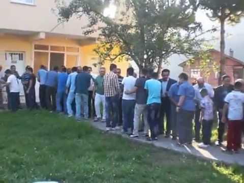 Sinop Ayancık Kaldırayak Köyü 2014 Ramazan Bayramı