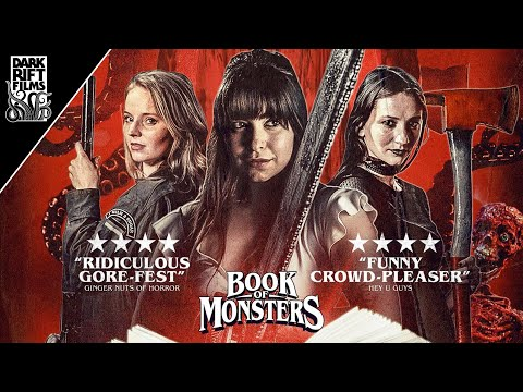 BOOK OF MONSTERS | Horror Movie Teaser Trailer | OUT NOW