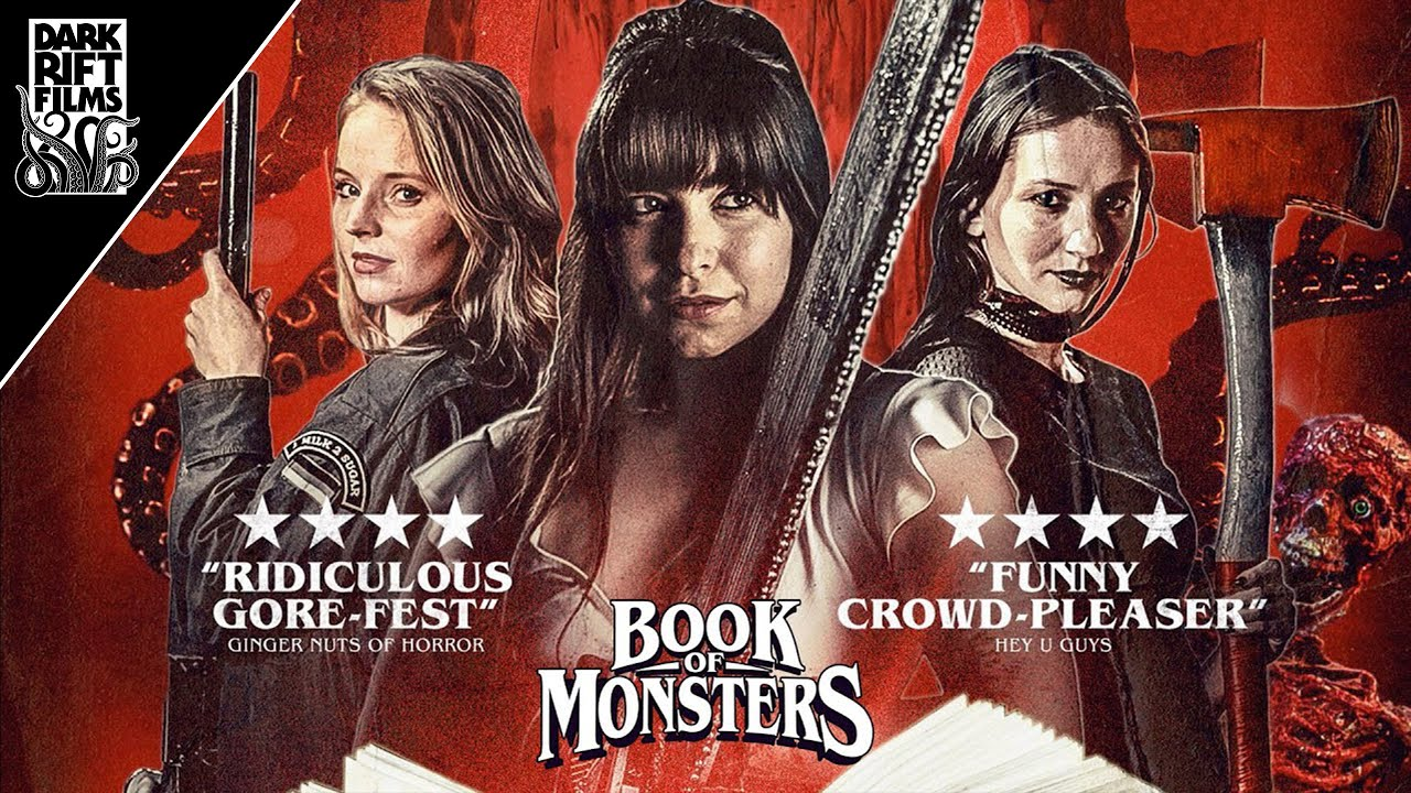 BOOK OF MONSTERS | Frightfest Teaser Trailer (2018)
