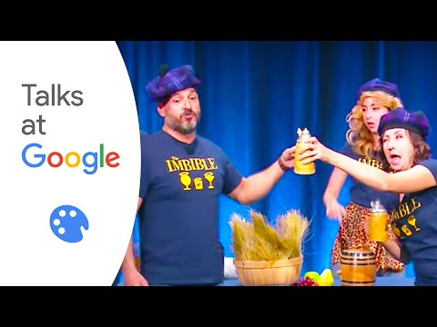 """, title : '""""The Imbible: A Spirited History of Drinking"""" 