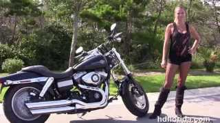 10. Used 2009 Harley Davidson Fat Bob Motorcycles for sale in Florida USA