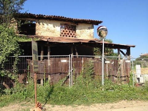 La casa del Morazzone cade a pezzi