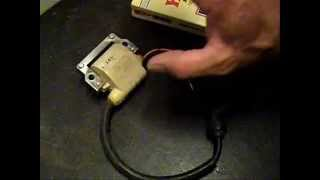 9. Yamaha TT600 - ignition coil test
