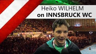 Coaches Corner: Heiko Wilhelm thoughts on Innsbruck WC by OnBouldering
