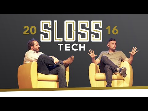 SlossTech Gary Vaynerchuk Fireside Chat | Alabama 2016 (видео)