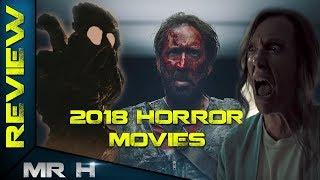 BEST Horror Movies Of 2018 (So Far)