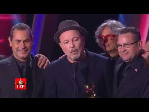 Rubén Blades sumó su noveno Latin Grammy