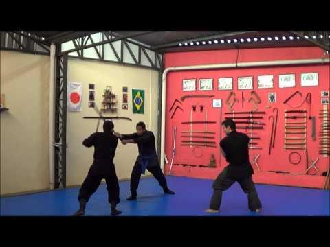 NISHIDEN NINPO KYOKAI (西伝忍法協会) – SHINOBIGATANA (忍刀)
