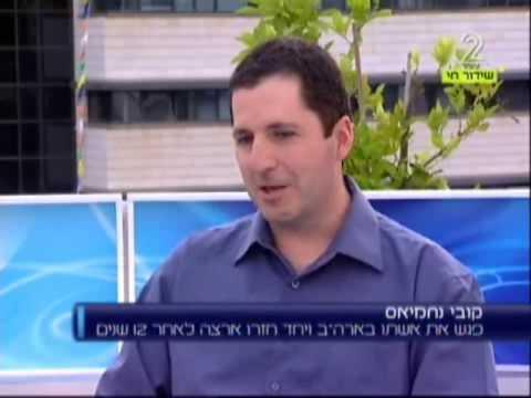 Wichtige israelischen Köpfen