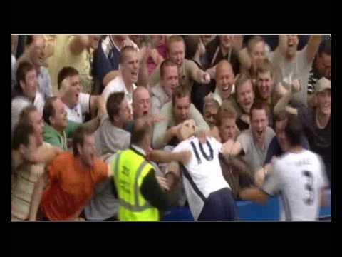 El especial de Darren Bent en la temporada 2008 - 09 con el Tottenham Hotspur