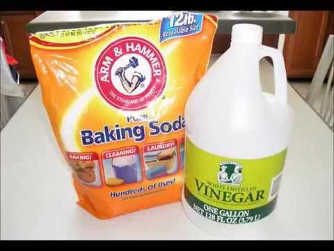 How To Unclog A Drain With Baking Soda and Vinegar - Best Plumbing Service