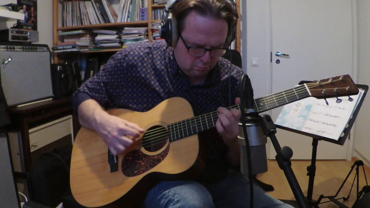 I'll Be Seeing You – acoustic solo guitar