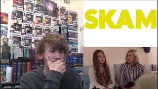 Skam Season 1 Episode 3 - 'We're the Biggest Losers at School' (Vi er de største loserne på skolen) Reaction.Back with another reaction to Skam season 1. In this episode we see Eva form an alliance with her new best friends, some better than others. But enough with the dramatics, leave a like if you enjoyed and subscribe if you so please.- JoePatron - https://www.patreon.com/TheTrophyMunchersTwitter - https://twitter.com/TrophyMunchersJoe's Twitter - https://twitter.com/josephardingJoe's Instagram - https://www.instagram.com/josephardingJoe's Snapchat - josephardingJoe's TRAKT profile - https://trakt.tv/users/thetrophymunchersTwitch - https://www.twitch.tv/thetrophymunchersFacebook - https://www.facebook.com/TheTrophyMunchers