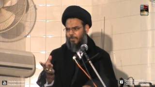 09 - Ittaqullah - Allama Aqeel-ul-Gharvi - 01 Safar 1435 / 2013