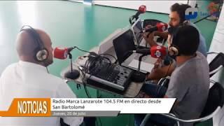 Lancelot Medios continúa apostando por el deporte con Radio Marca Lzte