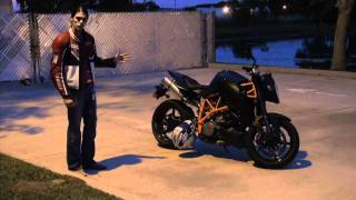 1. Sportbike Hooligan's KTM Super Duke R (SDR) Review