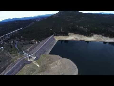 Truckee Drone Video