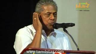 Delhi Ganesh at Kadhalukku Kanillai Audio Launch