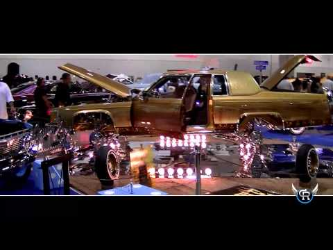 SSOL – California Lowriders [LAS VEGAS LOWRIDER MAGAZINE CAR SHOW 2014]