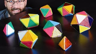 Video How to Make Every Strictly-Convex Deltahedron MP3, 3GP, MP4, WEBM, AVI, FLV Juni 2018