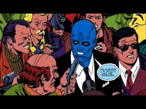 Movie - The Watchmen (Motion Comic)