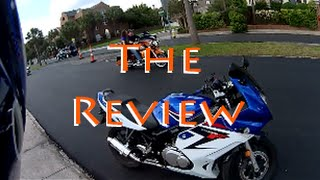 3. The Review - 2008 Suzuki GS500f