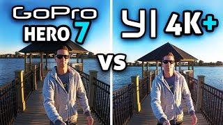 Video GoPro HERO 7 Black vs YI 4K+ MP3, 3GP, MP4, WEBM, AVI, FLV November 2018