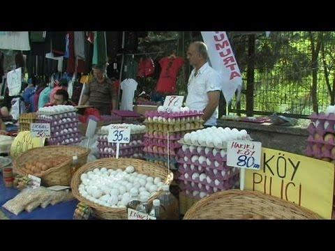 Turquie : la hausse de l'inflation inquiète