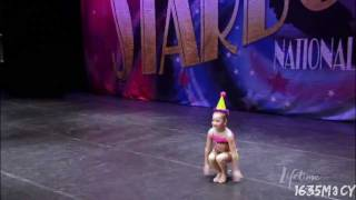 Dance Moms [Mackenzie's Solo] - The Party Starts Right Now