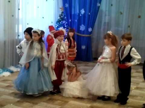 Matineu de Anul Nou  la Moldova !!!