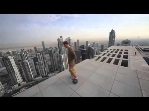 Skyscraper Stunts