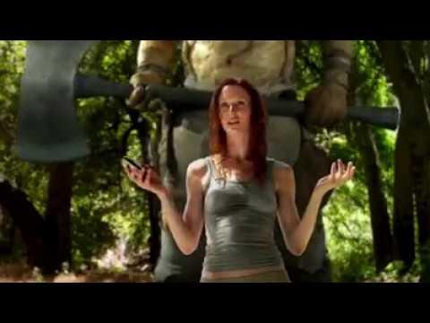 AXE GIANT -  THE WRATH OF POUL BUNYAN ⛏️⚔️CUT SCENE .....NETFLIX