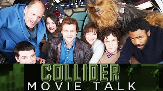 First Young Han Solo Pic From Spin Off Movie - Collider Movie Talk by Collider