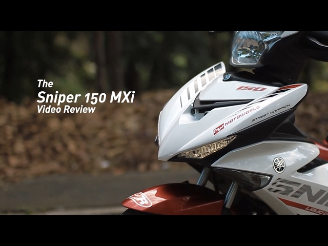 Sniper-150-review